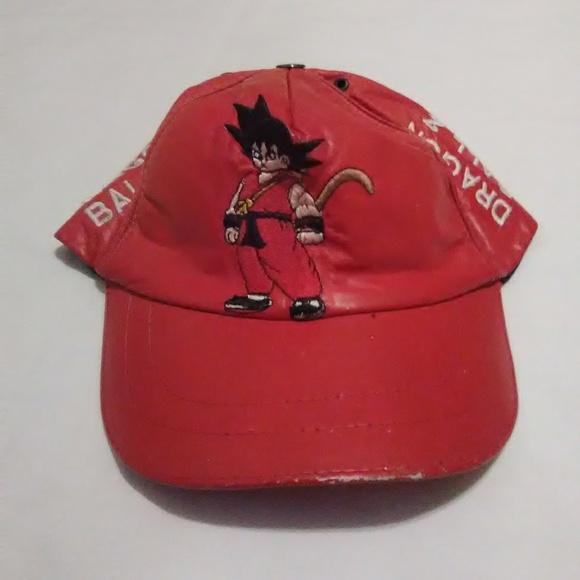 3b85bcad7b2a0 Dragon Ball Z Youth Snapback Hat Cap. M 5c3abdaa7386bc7fb4faace7